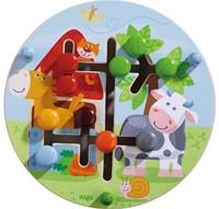 Haba  leerspel motoriekbord boerderijwereld-2