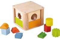Haba  leerspel Sorteerbox Zoodieren 301701-2