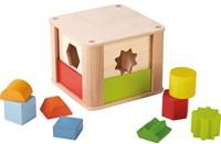 Haba  leerspel Sorteerbox Zoodieren 301701-3