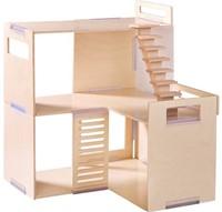 Haba  Little Friends houten poppenhuis Villa Lenteochtend 301781-1