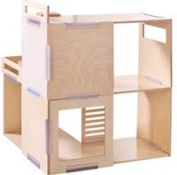 Haba  Little Friends houten poppenhuis Villa Lenteochtend 301781-3
