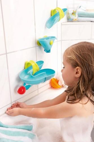 Haba  badspeelgoed Knikkerbaan Badplezier - Water 301799-1