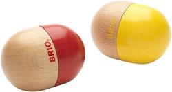 Brio houten muziekinstrument Muzikale eieren 30180