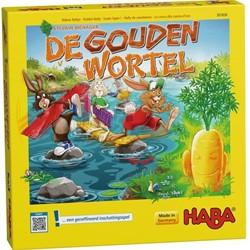 Haba  kinderspel De gouden wortel 301830