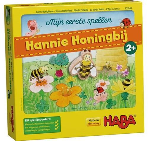 Haba  kinderspel Mijn eerste spellen - Hannie Honingbij 301840-1