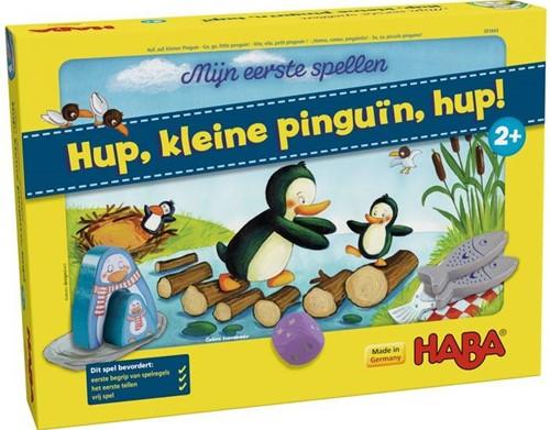 HABA Spel - Mijn eerste spellen - Hup, kleine pinguïn, hup!