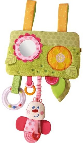 Haba  box en maxi cosi speelgoed Speeltrainer Lentewei 301852-1