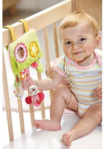 Haba  box en maxi cosi speelgoed Speeltrainer Lentewei 301852-2