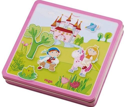 Haba  kinderspel Magneetdoos Feeentuin 301950-1
