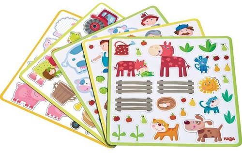 Haba  kinderspel Magneetdoos Peter en Paulines 301951-3