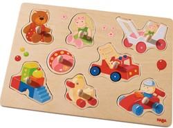 Haba  houten vormenpuzzel Mijn eerste speelgoed 301963