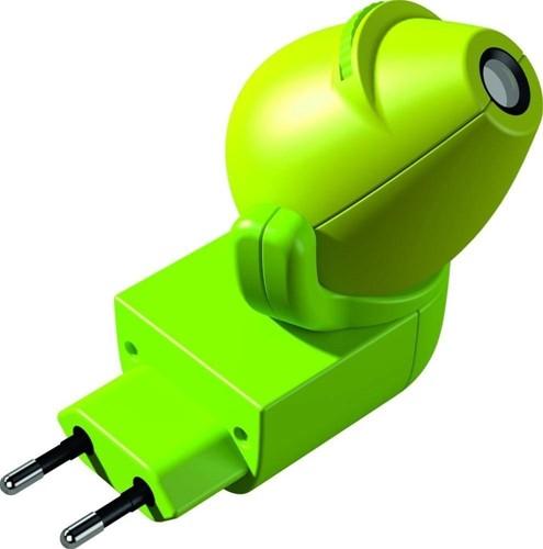 Haba  nachtlampje voor in het stopcontact Weltruste draak 301993-2