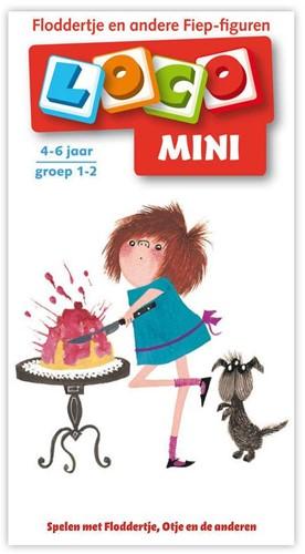 Loco Mini spelen met Floddertje, Otje en de anderen. 4 - 6 jaar