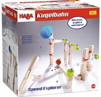 Haba  houten knikkerbaan set Basisdoos Speed Explorer 302134-3