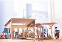 Haba  Little Friends houten poppenhuis Paardenstal-2