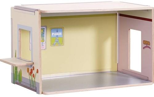 Haba Little Friends houten poppenhuis Aanbouw 302171-1