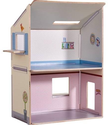 Haba  Little Friends houten poppenhuis Droomhuis 302172-1