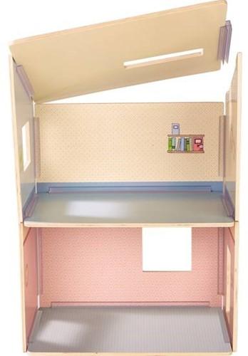 Haba  Little Friends houten poppenhuis Droomhuis 302172-3