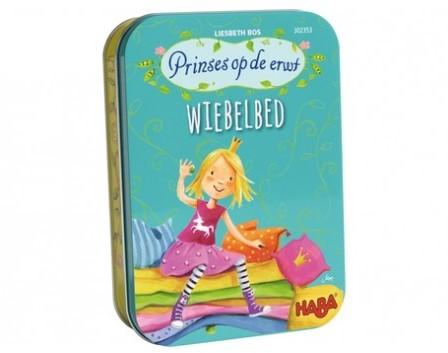 HABA Spel - Prinses op de erwt - Wiebelbed