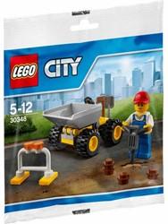 Lego  City set CityKiepwagen 30348
