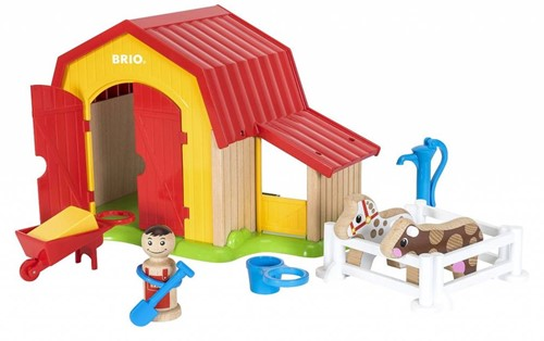 BRIO speelgoed Boerderij