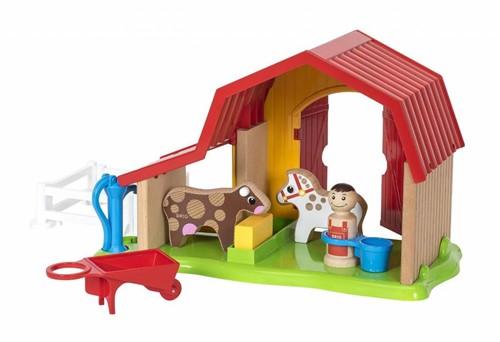 BRIO speelgoed Boerderij-2