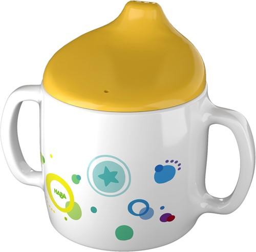HABA Baby drinkbeker Regenboogkleuren