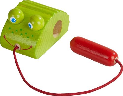 HABA Muziekinstrumenten - Klankdier Kikker