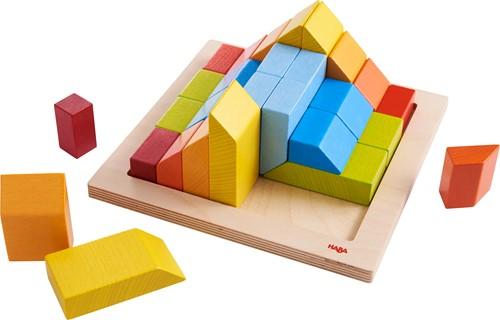 HABA 3D compositiespel Creative Stones-2