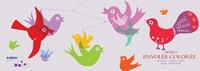 Djeco  babymobiele Vlinders-3
