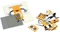 Djeco puzzelspel Animonster - 26 stukjes-2