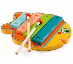 Djeco muziekinstrument houten Xylofoon