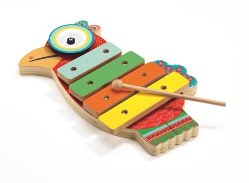 Djeco Cymbale et xylophone