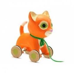 Djeco trekfiguur Mila de kat