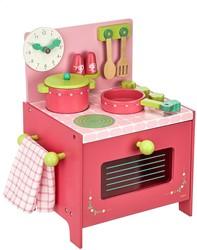 Djeco houten keukentje Lili Rose's cooker