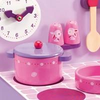 Djeco houten keukentje Violet-2