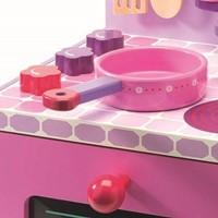 Djeco houten keukentje Violet-3
