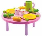 Djeco houten keukentje Tea Time