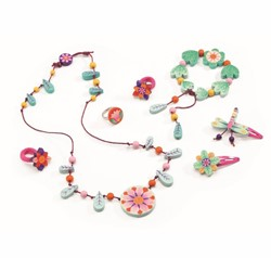 Djeco Jewels - Flower paradise