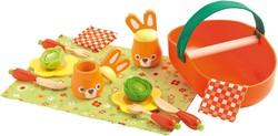 Djeco keuken accessoire Jojo's picnic set