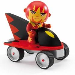 Djeco Arty Toys - Firebird & ze jet
