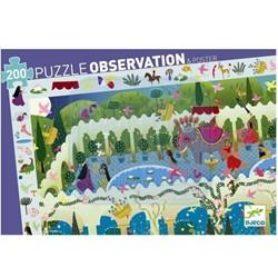 Djeco puzzel observation 1001 nachten