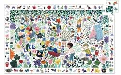 Djeco puzzel observatie 1000 bloemen
