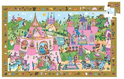 Djeco puzzel Prinsessen - 54 stukjes