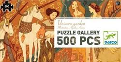 Djeco - Puzzels - Unicorn garden - 500 pcs