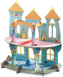 Djeco Arty Toys - Castle of wonders 3D