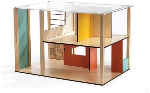 Djeco houten poppenhuis Cubic House