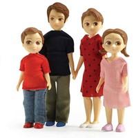 Djeco poppenhuis familie van Thomas en Marion-1