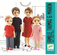 Djeco poppenhuis familie van Thomas en Marion-2