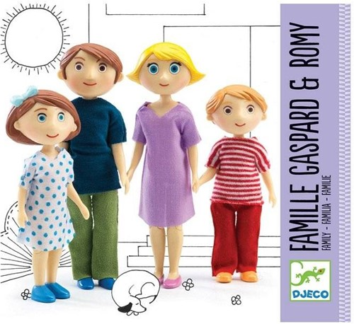 Djeco The family of Gaspard & Romy-2